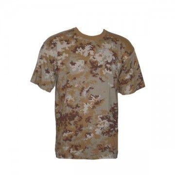 Camiseta en Vegetato Desert de Max-Fucs