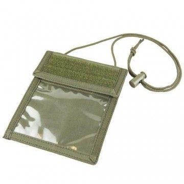 Porta credenciales Badge en OD de Condor