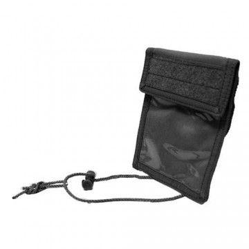 Porta credenciales Badge en negro de Condor