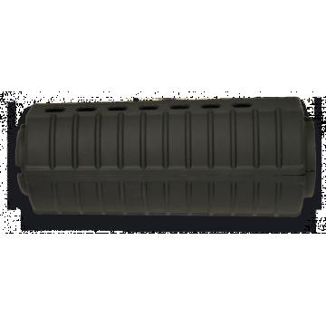 Hand Guard für Waffen der Baureihe M. Marke Steinadler. ABS-schwarz
