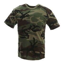 Camiseta en Woodland de Dragonpro