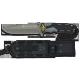 Cuchillo táctico Comandancia General de Ceuta de RUI (Black)