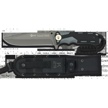 Cuchillo táctico Tropas de Montaña de RUI (Black)