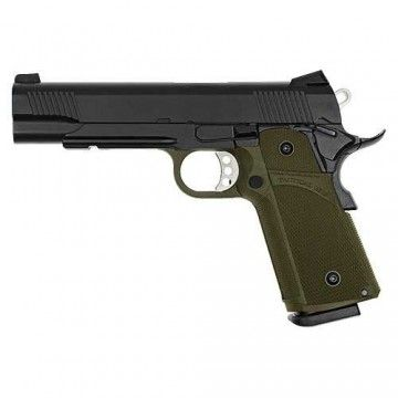 Pistola de Co2 K1911 (KP-05) HI-CAPA de KJ Works. OD