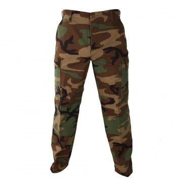 Pantalones tácticos BDU en Woodland de Propper
