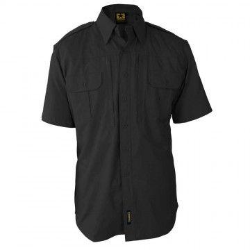 Camisa Short Sleeve en color negro de Propper.