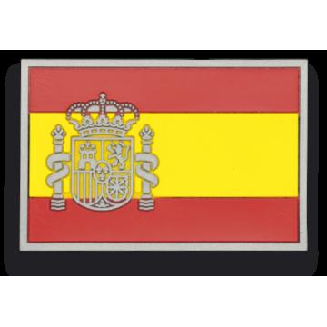Parche Bandera de España en (Pequeño) colores originales