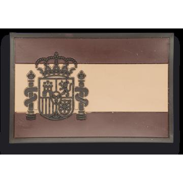 Bandera de España Árida Tan (Pequeño)