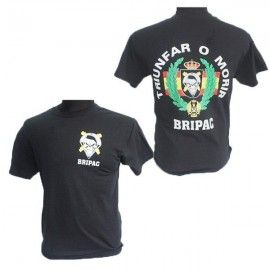 Camiseta de manga corta Bripac Triunfar o Morir