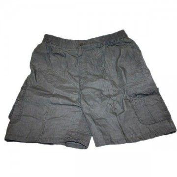 Pantalones cortos Minitong en gris oscuro de Foraventure