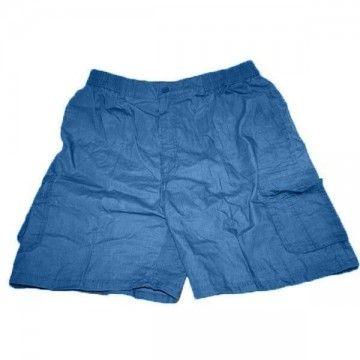 Pantalones cortos Minitong en azul de Foraventure
