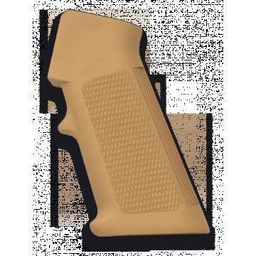 Grip pistolete para armas de la serie M. Marca Golden Eagle. Coyote