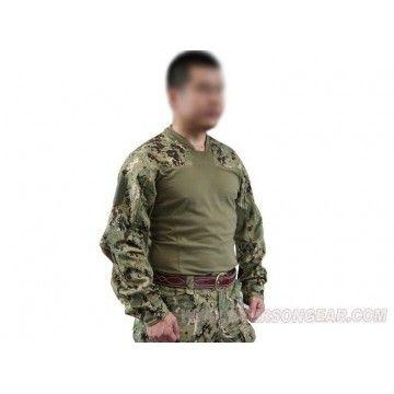 Guerrera militar, modelo TALOS AOR2 de la marca Emerson.