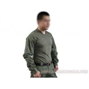 Guerrera militar, modelo TALOS OD de la marca Emerson.