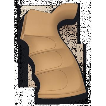 Grip pistolete para armas de la serie M. Marca Golden Eagle. Coyote III