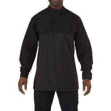 Camisa táctica TDU Rapid Stryke en negro de 5.11