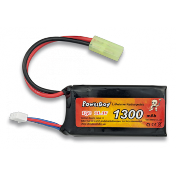 Battery Lipo V Airsoft electric gun