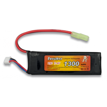 Lipo battery for electric guns Airsoft VI