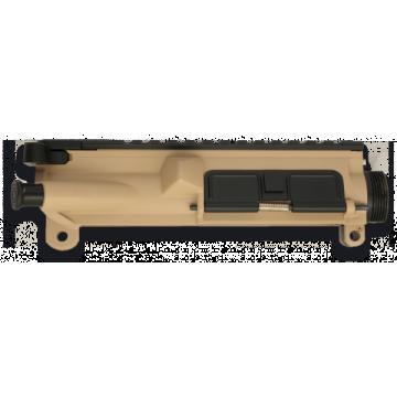 Corps avec RIS, fabriqué en métal pour les armes de la série M. marque aigle. (Aluminium - coyote)