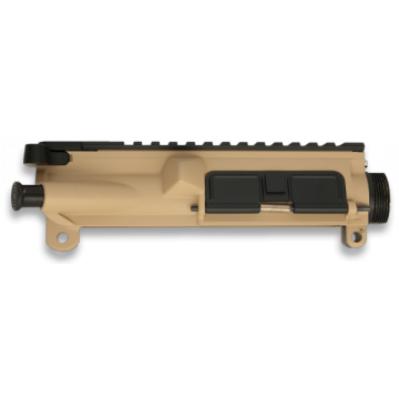 Body with RIS, manufactured in metal for weapons of the series M. brand Golden Eagle. (Aluminum - coyote)
