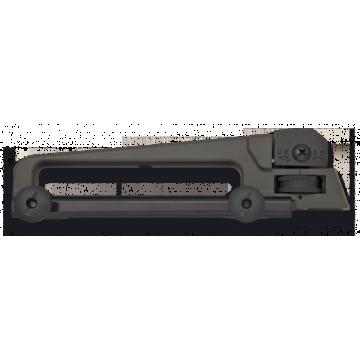 Oberkörper für Waffen der Baureihe M. Marke Steinadler. Farbe schwarz.