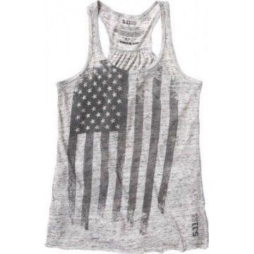 Camiseta de mujer Dusted Glory Tank de 5.11