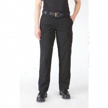 Pantalón para mujer TDU Ripstop en negro de 5.11