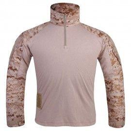 Camiseta Combat GEN3 en camuflaje AOR1 de Emerson