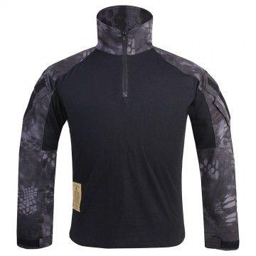 Camiseta Combat GEN3 en camuflaje Kryptek Typhon de Emerson