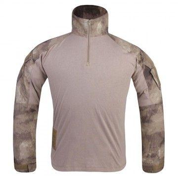 Camiseta Combat GEN3 en camuflaje Atacs-AU de Emerson