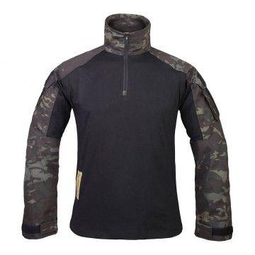Camiseta Combat GEN3 en camuflaje Black Multicam de Emerson
