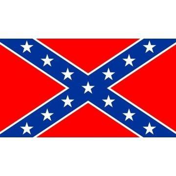 Bandera Confederada (Sureña)