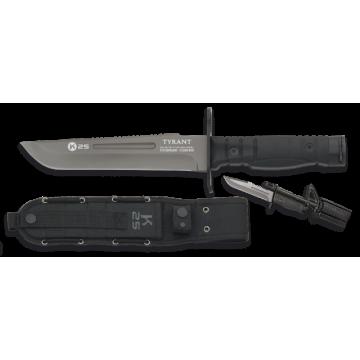 Cuchillo táctico Tyrant de 30.7 cm.