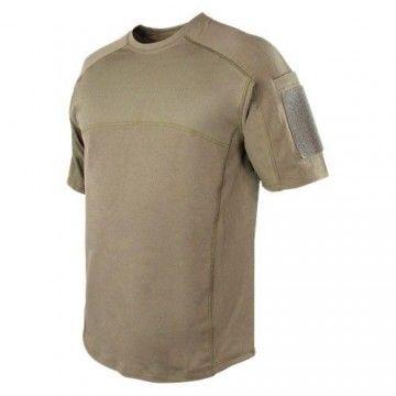 Camiseta técnica Trident Battle en Tan de Condor.