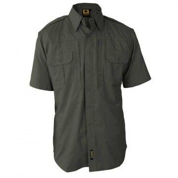 Camisa Short Sleeve en color OD de Propper.