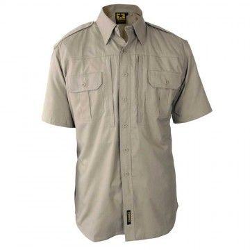 Camisa Short Sleeve en color khaki de Propper.