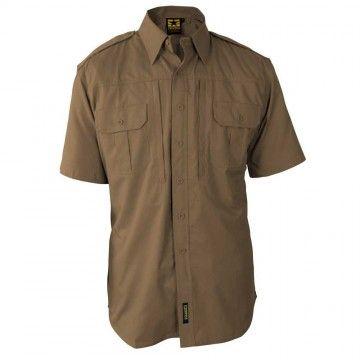 Camisa Short Sleeve en color Coyote de Propper.
