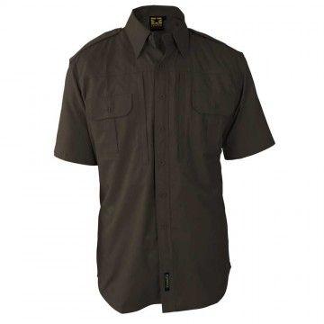 Camisa Short Sleeve en color marrón de Propper.