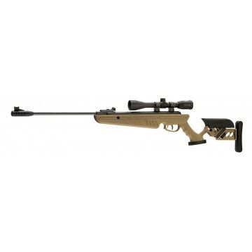 Rifle de aire comprimido TG-1 Calibre 5.5. Tan Edition