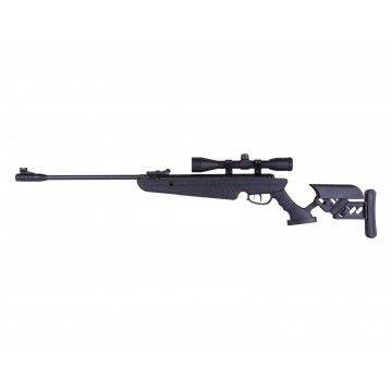 Rifle de aire comprimido TG-1 Calibre 5.5. Black Edition