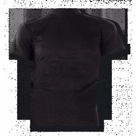 Camiseta térmica de manga corta de color negra.