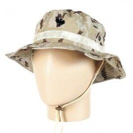 Chambergo militar del ejercito de tierra en camuflaje árido pixelado