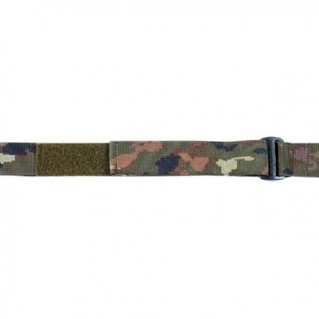 Cinturón con velcro interior en boscoso pixelado de Foraventure
