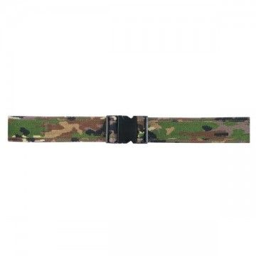 Cinturón ceñidor de velcro en boscoso pixelado de Foraventure