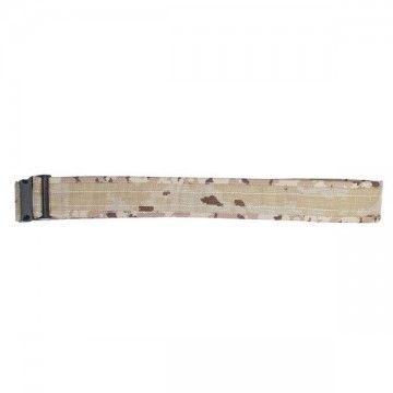 Cinturón ceñidor con velcro en árido pixelado de Foraventure