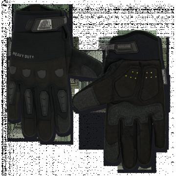 Tactical, model Heavy Duty Gloves. Mark Mastodon. Black.