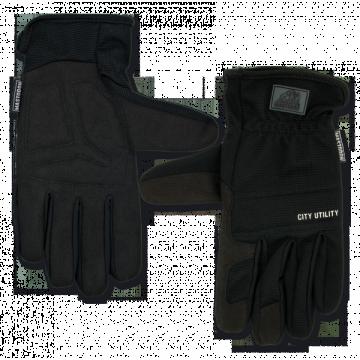Gloves tactical, model City Utility. Mark Mastodon. Black.