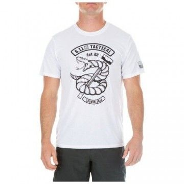 Camiseta Snake Sledge en blanco de 5.11 Tactical