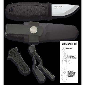 Cuchillo Profesional Eldris Black Kit de Morakniv