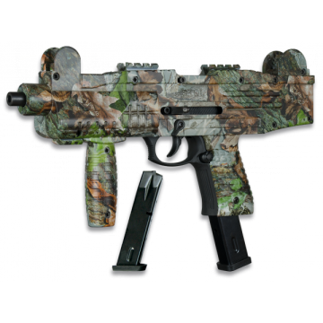 Detonation, so model, Ekol brand replica gun. Camo